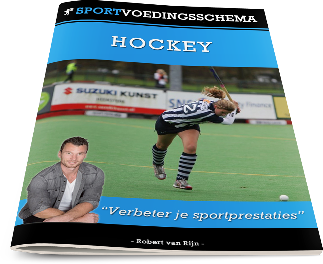 sportvoedingsschema hockey