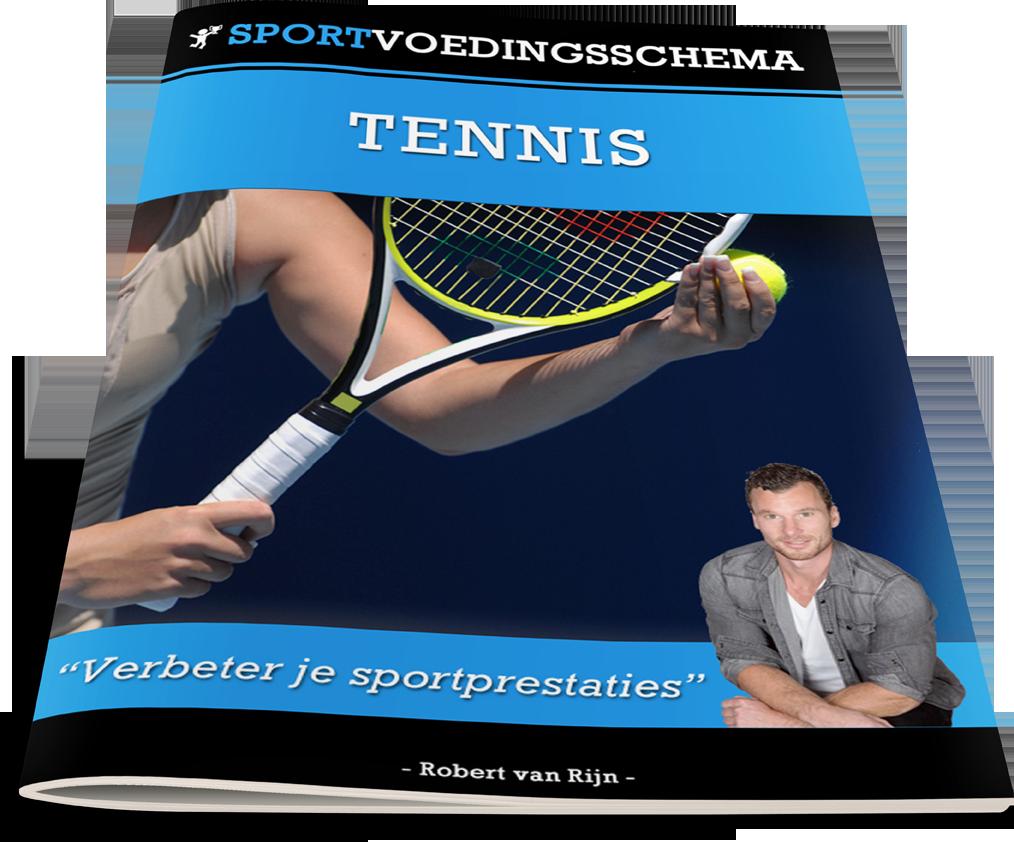 sportvoedingsschema tennis